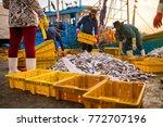 lagi town  binh thuan province  ...   Shutterstock . vector #772707196