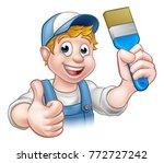 a handyman painter decorator