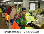 dhaka  bangladesh   december 26 ... | Shutterstock . vector #772799635
