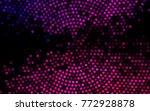 Dark Pink Vector Modern...