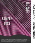 minimum geometric coverage....   Shutterstock .eps vector #772996192