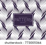 abstract geometric vector...   Shutterstock .eps vector #773005366