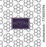 abstract geometric vector...   Shutterstock .eps vector #773005396