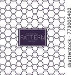 abstract geometric vector...   Shutterstock .eps vector #773005402