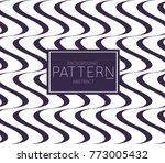 abstract geometric vector...   Shutterstock .eps vector #773005432