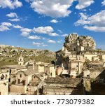 historical place   one side of... | Shutterstock . vector #773079382