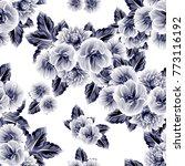 abstract elegance seamless... | Shutterstock .eps vector #773116192