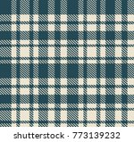 check pattern seamless texture... | Shutterstock .eps vector #773139232