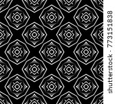 abstract seamless pattern of... | Shutterstock .eps vector #773151838