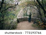 photographer takes pictures of...   Shutterstock . vector #773193766