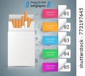 business illustration of a... | Shutterstock .eps vector #773197645