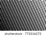 abstract futuristic halftone... | Shutterstock .eps vector #773216272