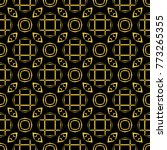 abstract seamless pattern of...   Shutterstock .eps vector #773265355