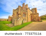 castle of mey or barrogill... | Shutterstock . vector #773375116