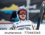 st. moritz  switzerland.... | Shutterstock . vector #773465365