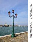 giudecca island  the street... | Shutterstock . vector #773486326