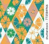 vector seamless pattern set...   Shutterstock .eps vector #773584966
