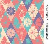 vector seamless pattern set...   Shutterstock .eps vector #773584972