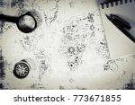 vinnitsa  ukraine   june 25  ... | Shutterstock . vector #773671855