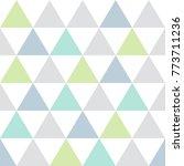 seamless background pattern... | Shutterstock .eps vector #773711236
