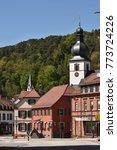 katholische kirche st.... | Shutterstock . vector #773724226