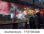 mulhouse   france   11 december ... | Shutterstock . vector #773730268
