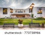 novi sad  serbia   may 25  2017 ... | Shutterstock . vector #773738986
