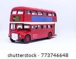 london bus toy | Shutterstock . vector #773746648