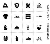 nobody icons. vector collection ...