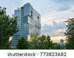 almaty  kazakhstan   july 09 ... | Shutterstock . vector #773823682