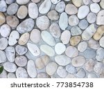 stone  texture background | Shutterstock . vector #773854738