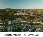 south san francisco sign hill...   Shutterstock . vector #773896066