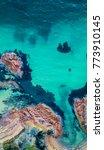 coles bay in freycinet national ... | Shutterstock . vector #773910145