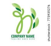 initial letter n design logo... | Shutterstock .eps vector #773935276