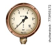 manometer. steam or water...