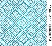 vector seamless pattern. modern ...   Shutterstock .eps vector #773978536