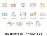 bitcoin  blockchain  ... | Shutterstock .eps vector #774024685