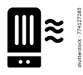 air purifier machine | Shutterstock .eps vector #774127285