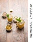 jal jeera or jaljira is an... | Shutterstock . vector #774194452