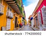 Cartagena  Colombia  October ...