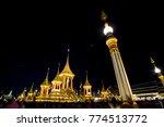 bangkok  thailand   november 28 ... | Shutterstock . vector #774513772