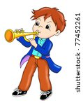 musician | Shutterstock . vector #77452261