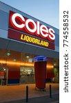sydney  australia   november 13 ...   Shutterstock . vector #774558532