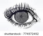 Beautiful Realistic Psychedeli...