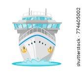 vector cartoon style... | Shutterstock .eps vector #774605002