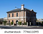 old buildings in australia | Shutterstock . vector #774611095