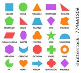 educational geometric shapes