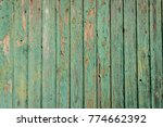 aged board of wood with...   Shutterstock . vector #774662392
