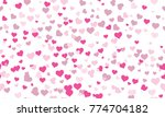 love vector icon illustration... | Shutterstock .eps vector #774704182