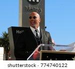 los angeles   dec 13   dwayne... | Shutterstock . vector #774740122